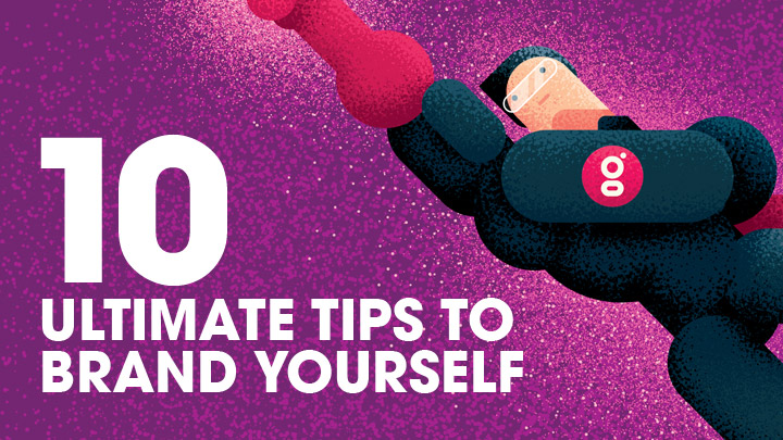 10 Ultimate Tips to Brand Yourself ( FROM SCRATCH )